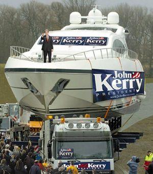 Kerry's Whistle-stop tour
