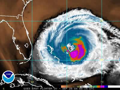 Hurricane Xavier